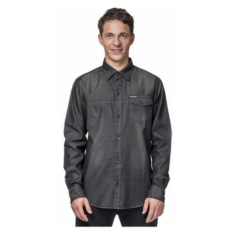 shirt Horsefeathers Rodney LS - Black