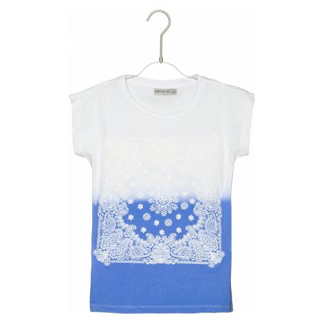 Geox Kids T-shirt Blue White