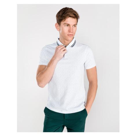 Armani Exchange Polo Shirt White