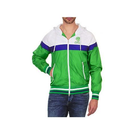 Franklin Marshall MELBOURNE men's Jacket in Green Franklin & Marshall
