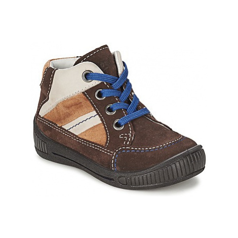 Superfit - boys's Children's Mid Boots in Brown