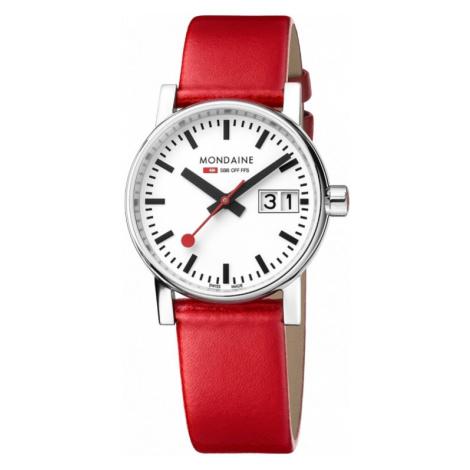 Ladies Mondaine Swiss Railways Evo2 30 Watch MSE30210LC