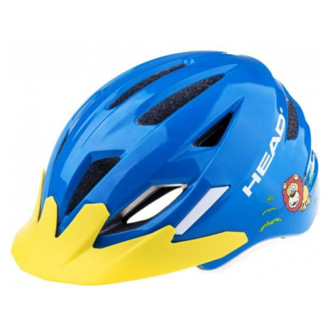 Head KID Y11A blue - Kids' cycling helmet