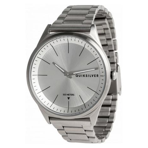 watch Quiksilver Bienville Metal - SJA0/Silver