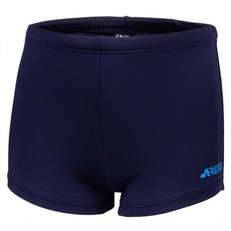Aress SPIKE dark blue - Boys' swim shorts