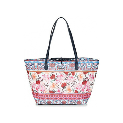 Desigual BOLS_ARIA CAPRI women's Shopper bag in Blue