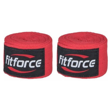 Fitforce WRAPS 3,5M red - Wraps