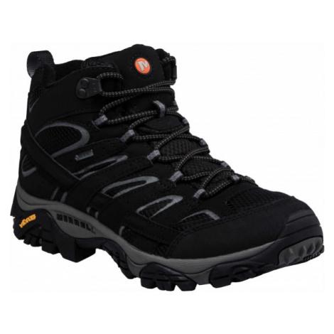 Merrell MOAB 2 MID GTX black - Men's outdoor shoes