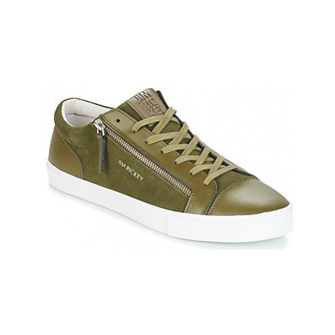 Jim Rickey ZED men's Shoes (Trainers) in Green