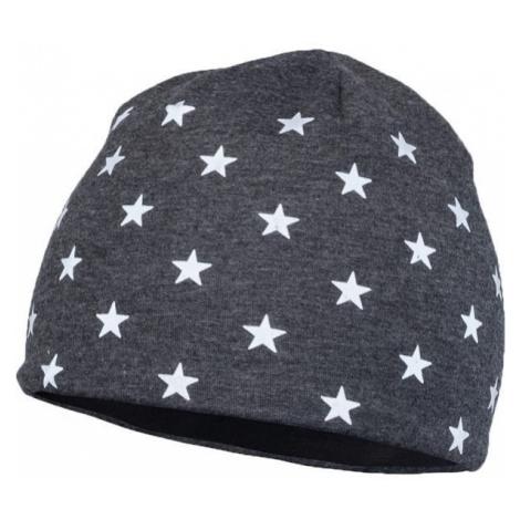 Runto STARS gray - Kids' winter beanie