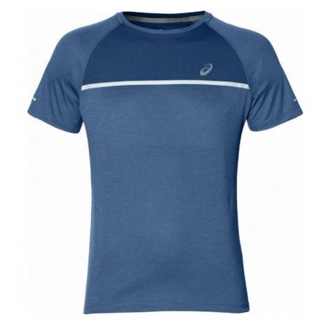 Asics SS TOP blue - Men's running shirt