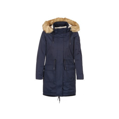 Esprit CIRDU women's Parka in Blue