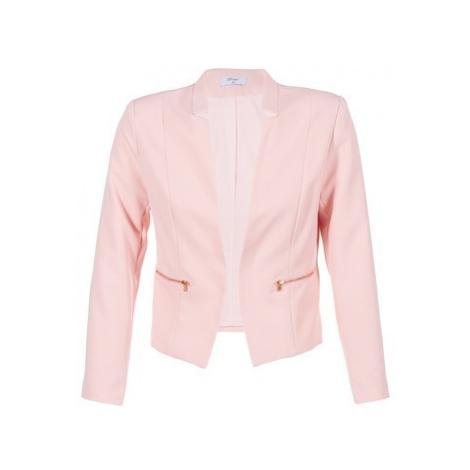 Betty London IOUPI women's Jacket in Pink