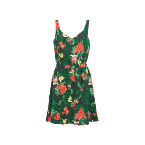 Vila VILAIA women's Dress in Green