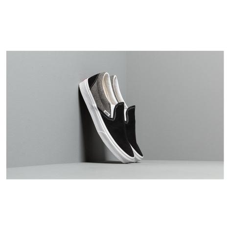 Vans Classic Slip-On (Chambray) Canvas Black