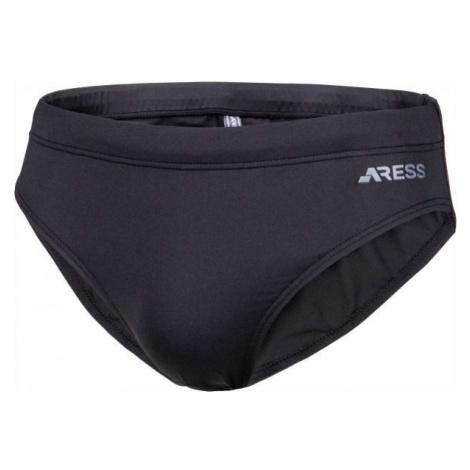 Aress STITCH black - Men's swimming briefs