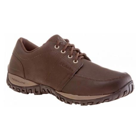 Columbia WOODBURN II brown - Men's leisure shoes