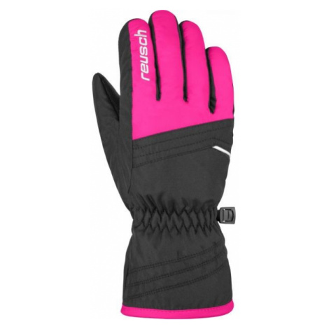 Reusch ALAN JR pink - Kids' ski gloves