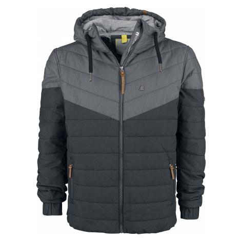 Alife and Kickin - Mr Black - Winter jacket - black-grey