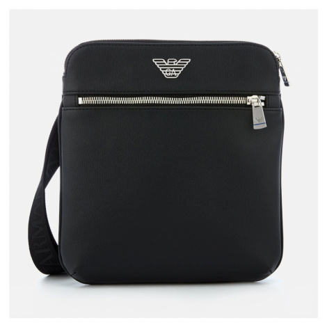 Emporio Armani Men's Cross Body Bag - Black