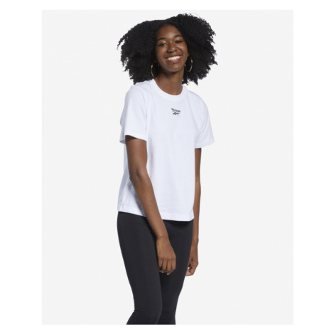 Reebok Classic Small Logo T-shirt White