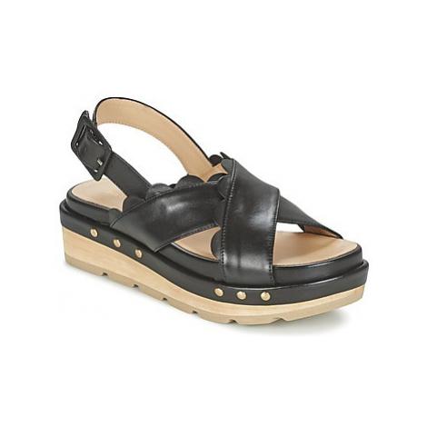 Paul Joe PAQUERETTE women's Sandals in Black Paul & Joe