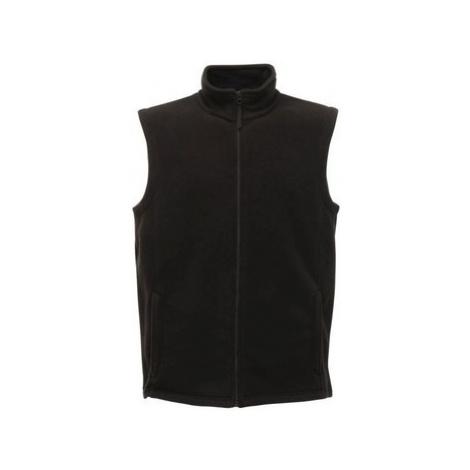 Black men's sports vests
