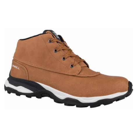 O'Neill BACKSIDE NUBUCK brown - Men's winter shoes