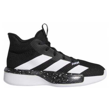 adidas PRO NEXT 2019 K black - Children's basketball shoes