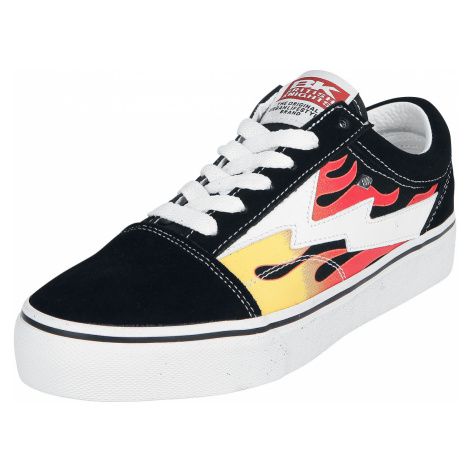 British Knights - Mack Lightning - Sneakers - black