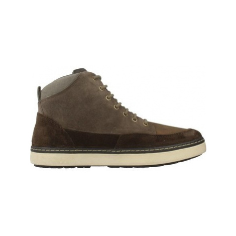 Geox U MATTIAS B ABX men's Mid Boots in Brown