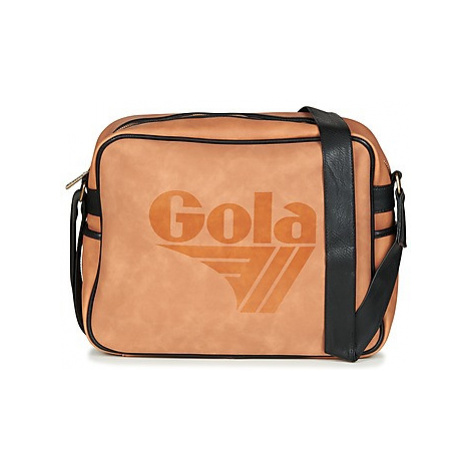Gola REDFORD ELITE men's Messenger bag in Brown