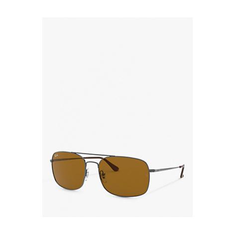Ray-Ban RB3611 Men's The Colonel Square Sunglasses