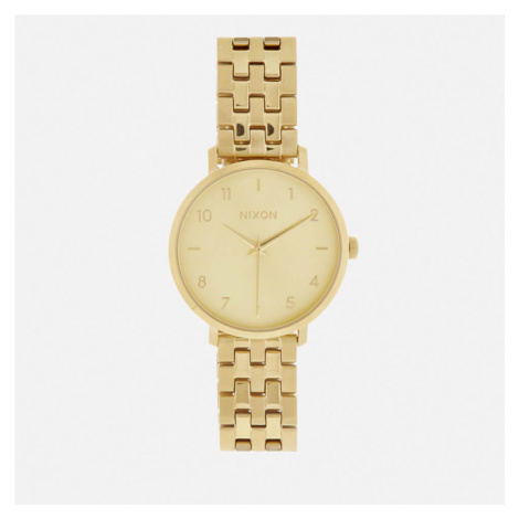 Nixon Women's The Arrow Watch - All Gold