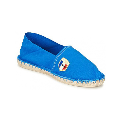 1789 Cala UNIE BLEU women's Espadrilles / Casual Shoes in Blue