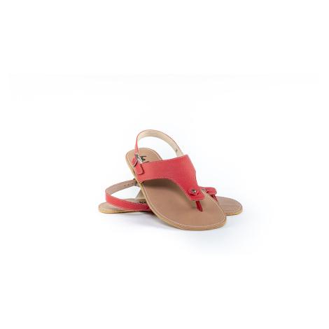Barefoot Sandals - Be Lenka Promenade - Red 43