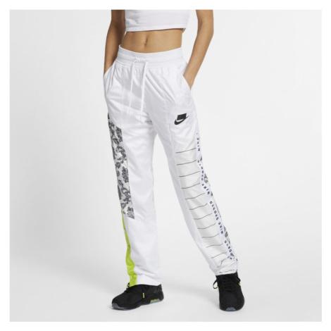 Nike Sportswear NSW Women's Woven Tracksuit Bottoms - White
