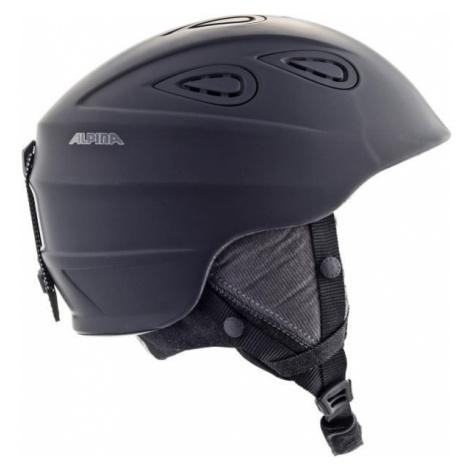 Alpina Sports GRAP 2.0 LE black - Unisex ski helmet