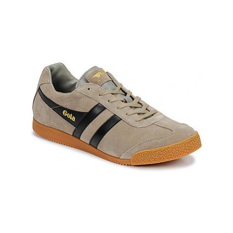Gola HARRIER men's Shoes (Trainers) in Beige