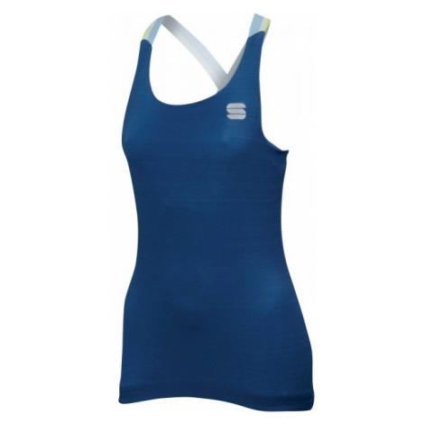 Sportful GRACE TOP W blue - Women's top
