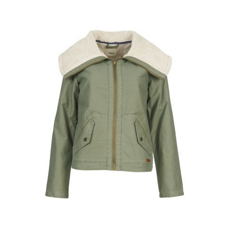 Roxy TORNADO WIND women's Parka in Green