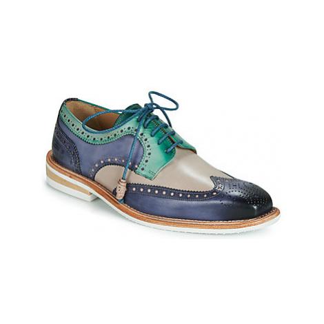 Melvin Hamilton MARVIN 2 men's Casual Shoes in Blue Melvin & Hamilton
