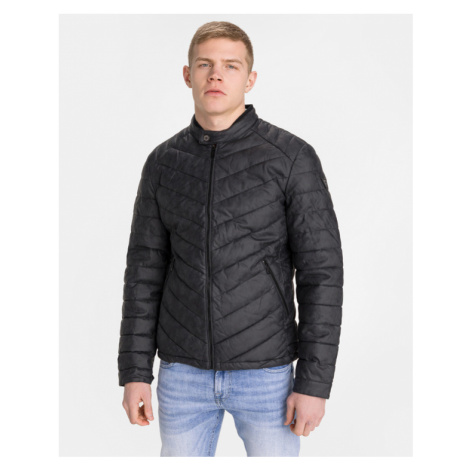 Guess Super Fitted Jacket Black