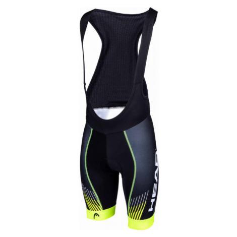 Head MEN CYCL.SHOR.TEAM SPORT black - Men's cycling shorts