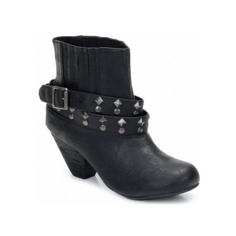 Blowfish Malibu Wisteria women's Low Ankle Boots in Black