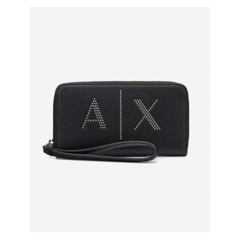 Armani Exchange Wallet Black