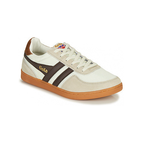 Gola ELITE women's Shoes (Trainers) in White