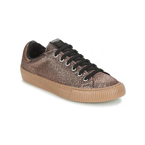 Victoria DEPORTIVO METALIZADO women's Shoes (Trainers) in Gold