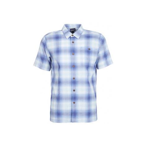 Patagonia A/C Shirt men's Short sleeved Shirt in Blue