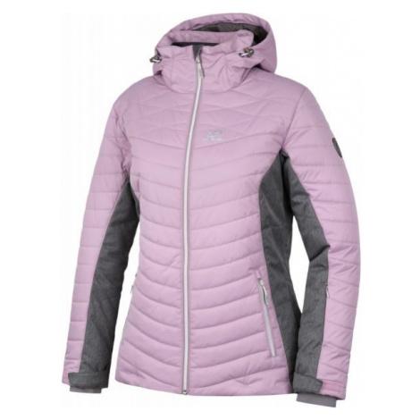 Hannah BALAY light pink - Women's skiing jacket